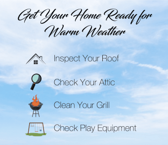 Get Your Home Summer Ready!
