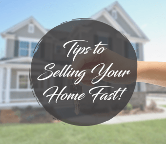 How to Sell Your Home Faster!