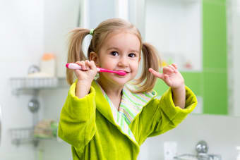 Establishing Oral Healthcare Routines With Your Child