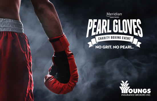 Giving Back | Pearl Gloves Boxing Event for MS