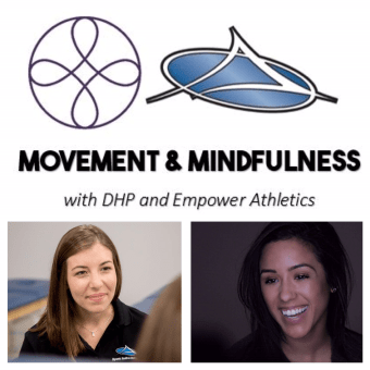 Movement & Mindfulness Workshop Ι Empowering Female Athletes
