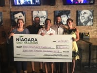 2019 Niagara Golf Marathon goes 'Above Par' for HDS!