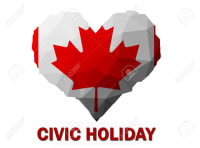 Civic Holiday Closure