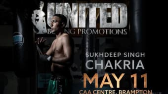 """I hope it's a knockout"": Sukhdeep Singh Looking for Definitive Victory Against Mikhail Miller"