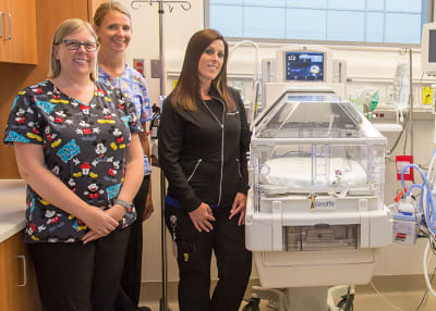 Care closer to home for Niagara's tiniest patients