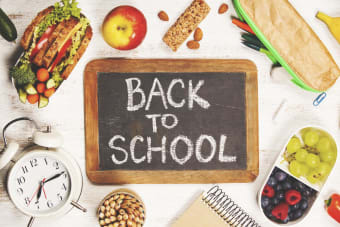 Top Ten Back to School Tips for a Healthy Kick-Start to the New Year!