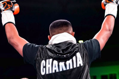 Professional boxer Sukhdeep Singh Chakria has a personal style worth fighting for