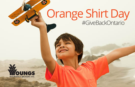 Giving Back | Orange Shirt Day | September 30