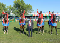 Canada Second in BMO Nations' Cup at Spruce Meadows 'Masters'