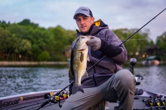 Fall Topwater Selection Tips for Schooling Bass