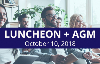 IBAH Luncheon + AGM | October 9, 2019