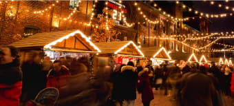 Toronto Christmas Market Nov 14 - Dec 22, 2019