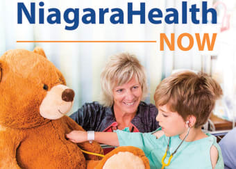 New magazine highlights Niagara Health System's team, programs