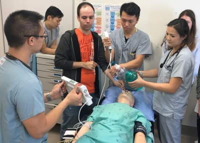 Simulated scenarios provide real-life benefits for healthcare providers, learners