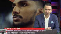 Channel Y Pre-Fight Interview with Sukhdeep Singh Bhattia (Chakria) - United 2.0