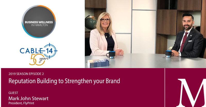 2019 Episode 2: Reputation Building to Strengthen your Brand