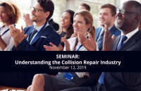 Seminar | Understanding the Collision Repair Industry - November 12, 2019