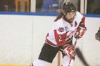 Helping One Of Hockey Canada's Teen Players