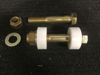 Strong Fasteners for safe maintenance lifting!