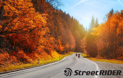 Five Awesome Things You Can Learn From Fall Motorcycle Rides