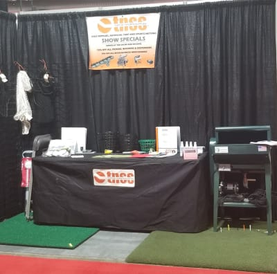 First Time for Turf Net at the Alberta PGA Show