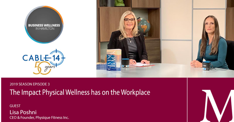 2019 Episode 3: The Impact Physical Wellness has on the Workplace