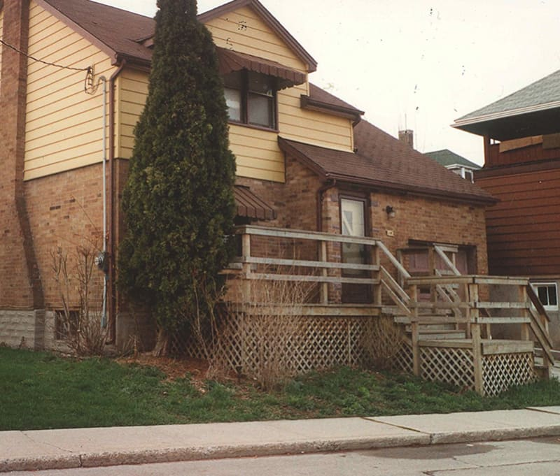 Past Projects: The First Renovation with Habitat for Humanity Waterloo Region