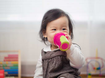 Will Sippy cups harm my child's teeth?