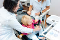 When should my child have their first dental appointment?