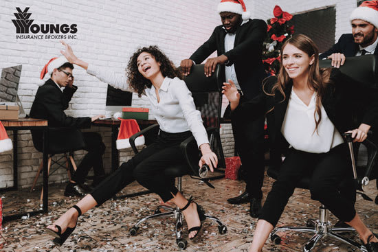 How To Avoid An Office Holiday Party Disaster
