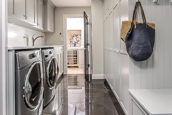 Loving Your Laundry Room Layout