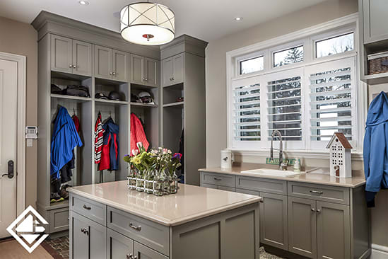Maximizing Your Mudroom Layout