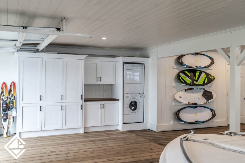 Designing Boathouse Cabinetry for Flow