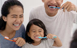 Kids & Oral Health: Starting on the Right Track