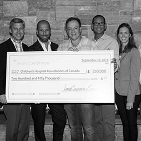 Dental Corporation Commits $250,000 to Paediatric Dentistry in Canada
