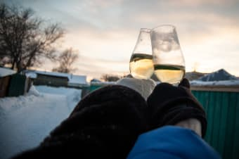 Sugar & Ice, Everything Nice! New Icewine Tour Experience