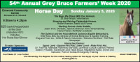 Grey Bruce Farmers' Week
