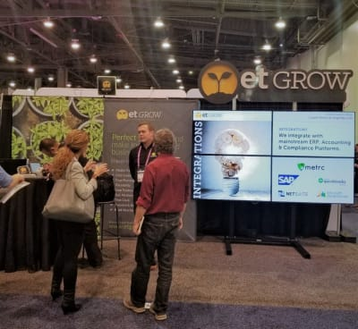 ET Grow gets 'High Five' shout-out at MJBizCon
