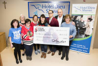 Ludzik Foundation donates $120,000 to Parkinson's Rehab Centre