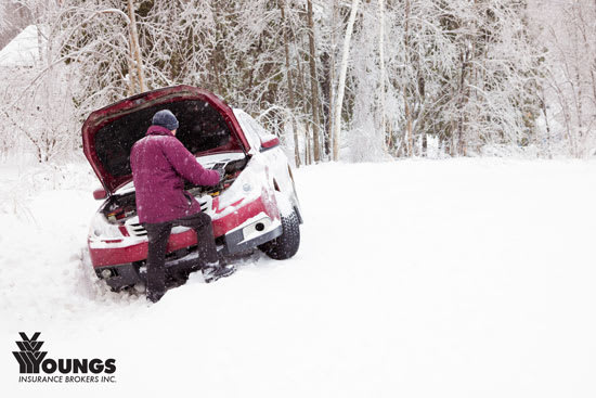 Important Items for Your Winter Emergency Car Kit