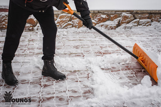 8 Quick Tips to Avoid Slip & Falls at Work This Winter