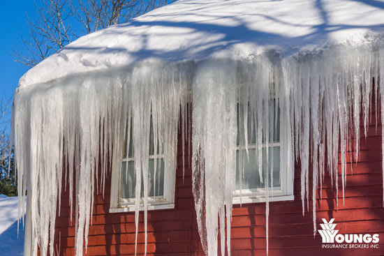 Ingenious Ways To Protect Your Home From Snow & Ice Damage