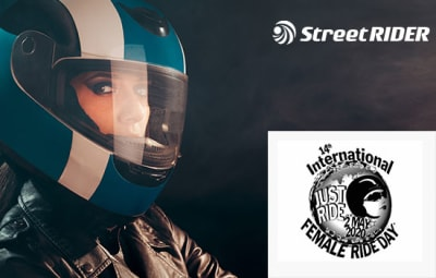 International Female Ride Day | August 22, 2020