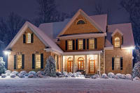 Curb Appeal For Selling During The Winter Season