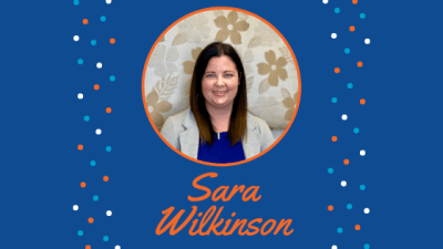 Get to know Sara Wilkinson!