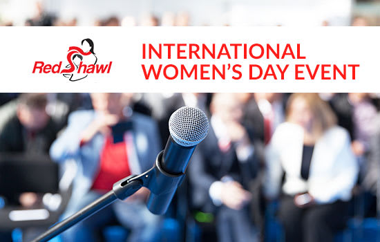 Speaker | Red Shawl International Women's Day Event | March 7, 2020