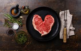 Happy Valentine's Day!  Canadian AA Ribeye steaks, $11.99 a pound Thursday through Sunday - treat your sweetheart this weekend!