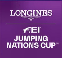 Canadian Show Jumping Team Takes Fourth in $290,000 Longines Nations' Cup
