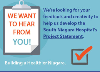 South Niagara Project survey aims to make a statement