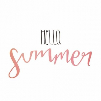 Summer is FINALLY HERE! But, where are you?